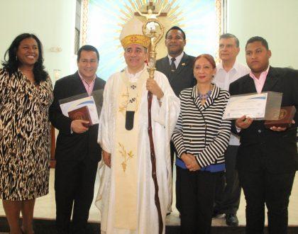 """Ganadores del I concurso por el premio de prensa """"Dra. Carmen Miró"""""""