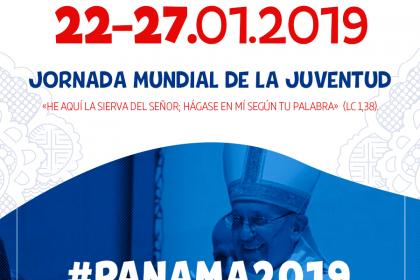 Palabras del Arzobispo - Anuncio de la fecha de la JMJ 2019