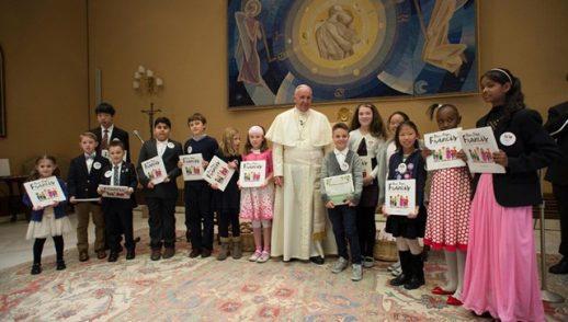 Carta del Papa Francisco a los obispos sobre los niños