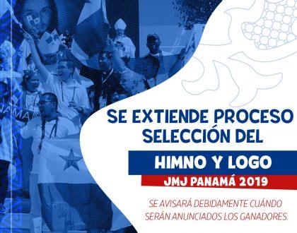 Extienden Proceso - Selección Himno y Logo JMJ 2019
