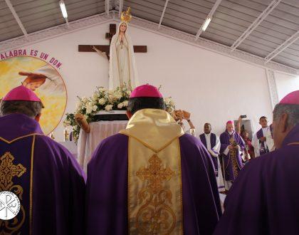Panamá consagrado al Inmaculado Corazón de María
