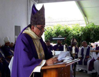 Homilía Primer Domingo de Cuaresma /Peregrinación  a Jesús Nazareno de Atalaya