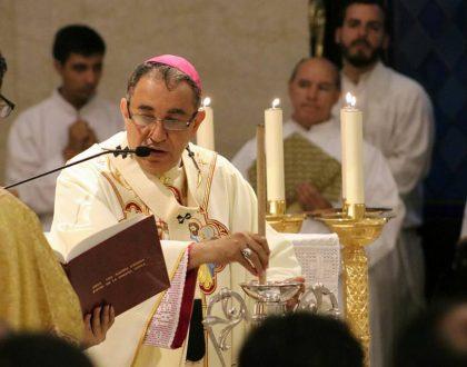 Homilía del Arzobispo, Mons. José Domingo Ulloa - Misa Crismal 2017