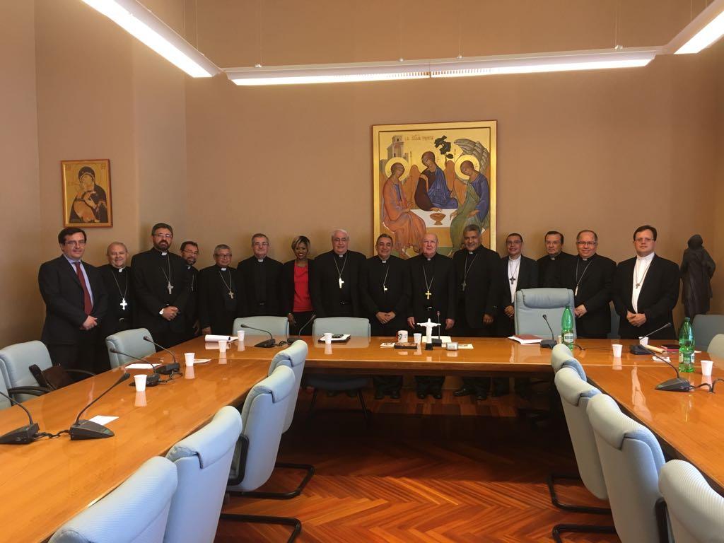Entrevista al Obispo de Chitré, antes de la audiencia del Papa Francisco