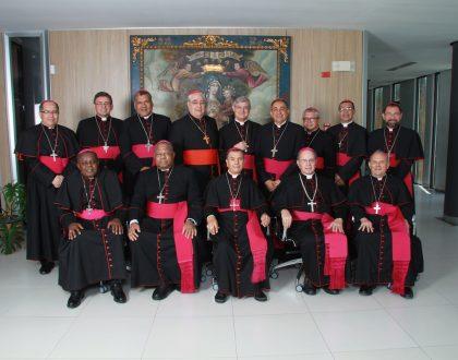 CARTA DEL ARZOBISPO DE PANAMÁ AL NUNCIO APOSTÓLICO