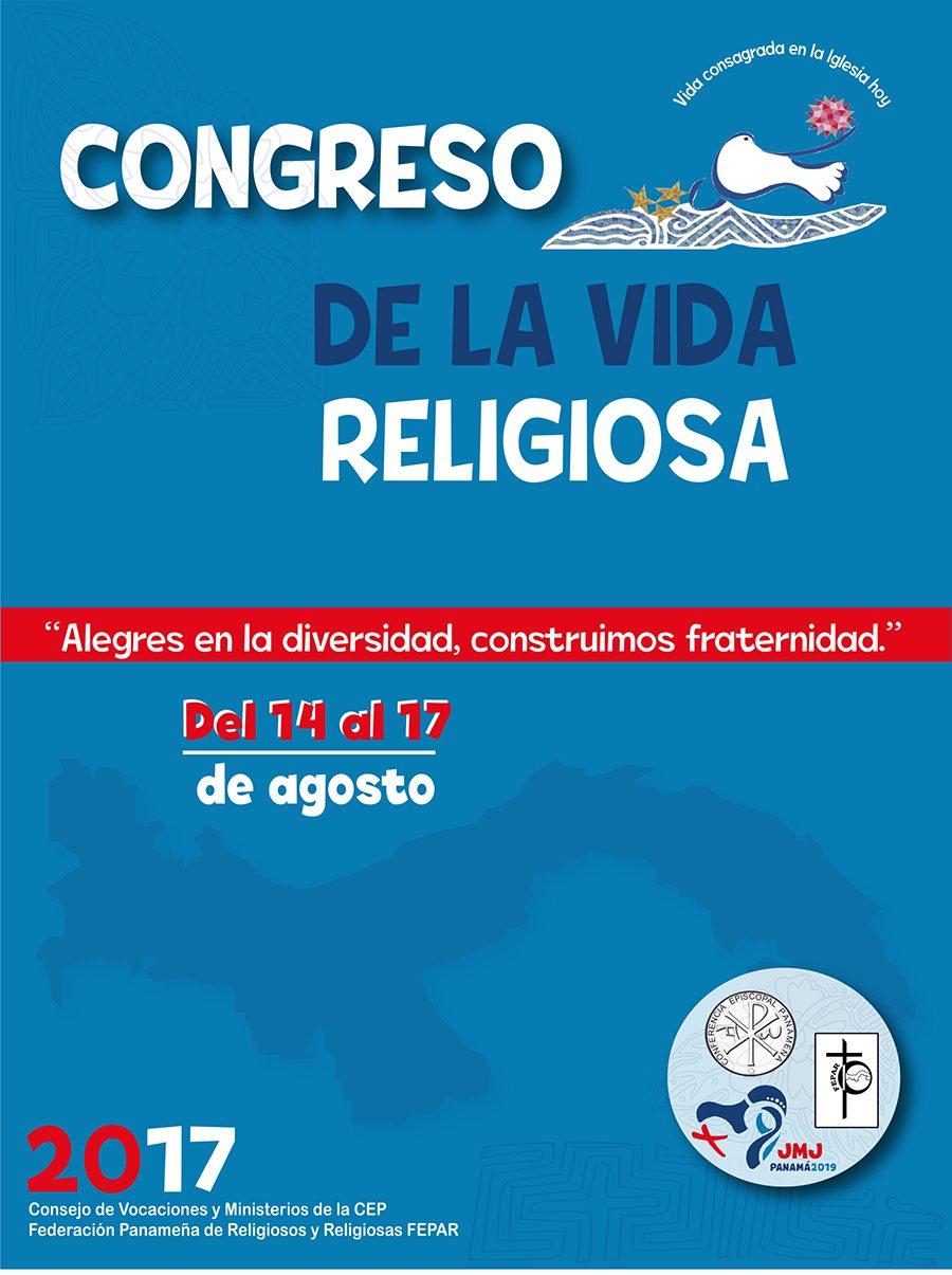 Congreso de religiosos y religiosas inicia el lunes 14 de agosto en la USMA