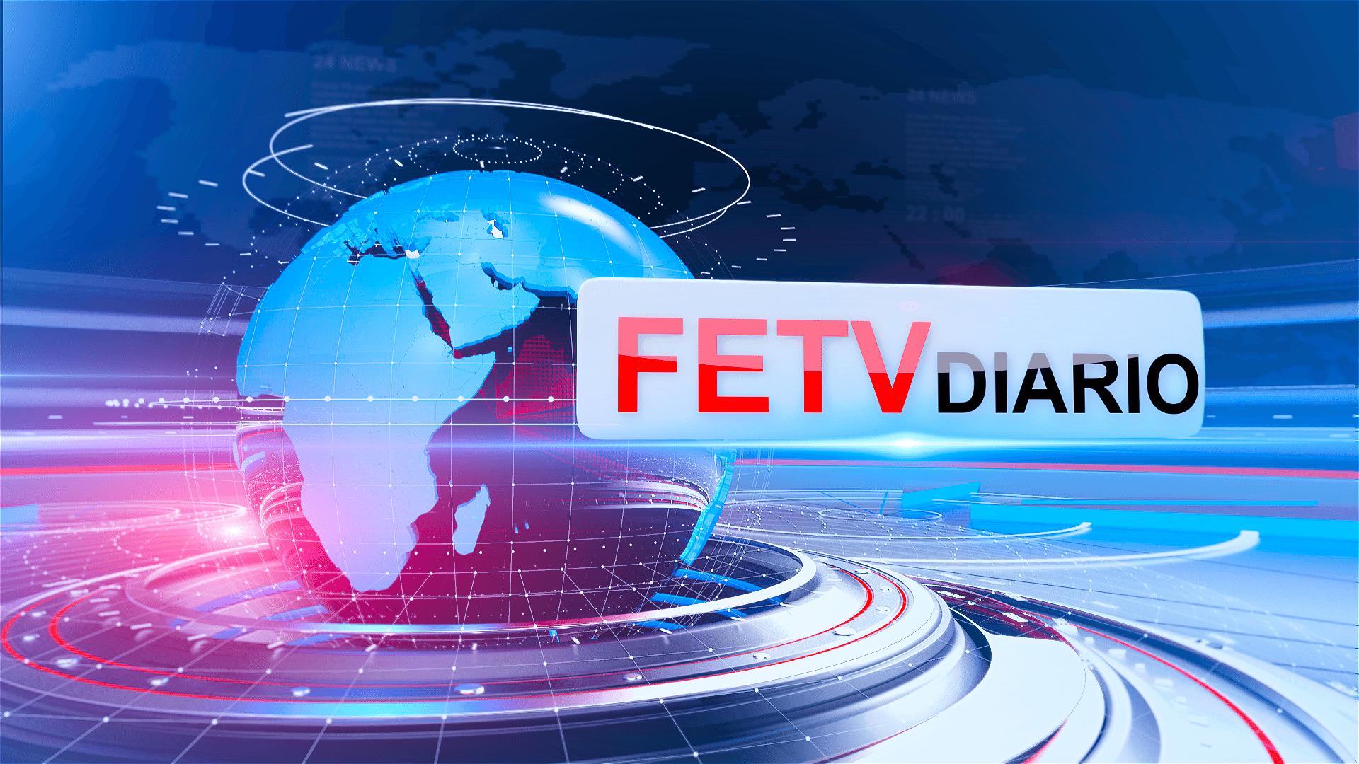 """""""FETV Diario""""  nuevo noticiero del canal católico de Panamá"""