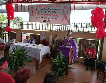 Iglesia Católica reafirma defensa, atención y acompañamiento de las personas con VIH-SIDA