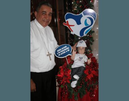 El Arzobispo celebrará Navidad en las periferias
