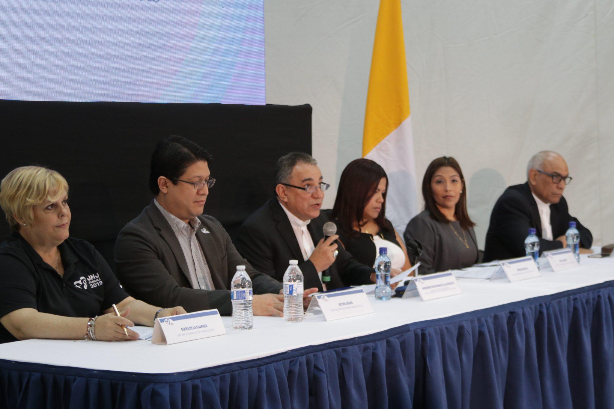 Arzobispo anuncia de modalidades y paquetes de la JMJ