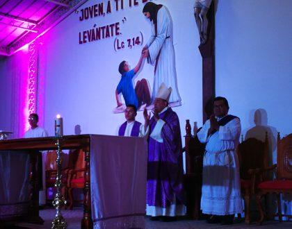 Homilía en el Encuentro Juvenil Diocesano de Santiago de Veraguas