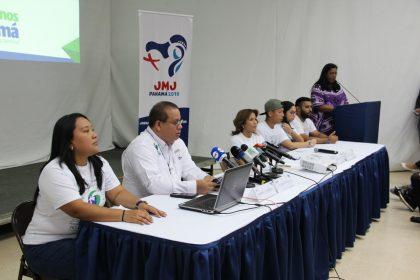 """200 Jóvenes en la I convocatoria de """"Peregrinos Panamá"""""""