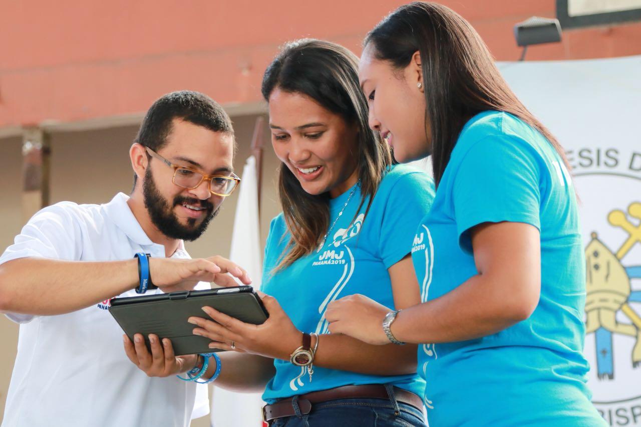Abren inscripciones para Voluntarios  de la Jornada Mundial de la Juventud