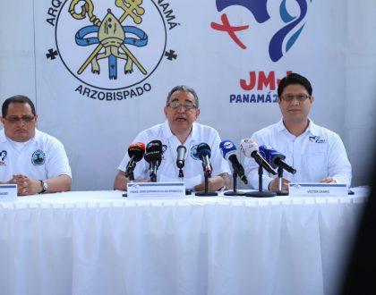 """""""La Iglesia siempre es puente de diálogo para todos"""" Monseñor José Domingo Ulloa"""
