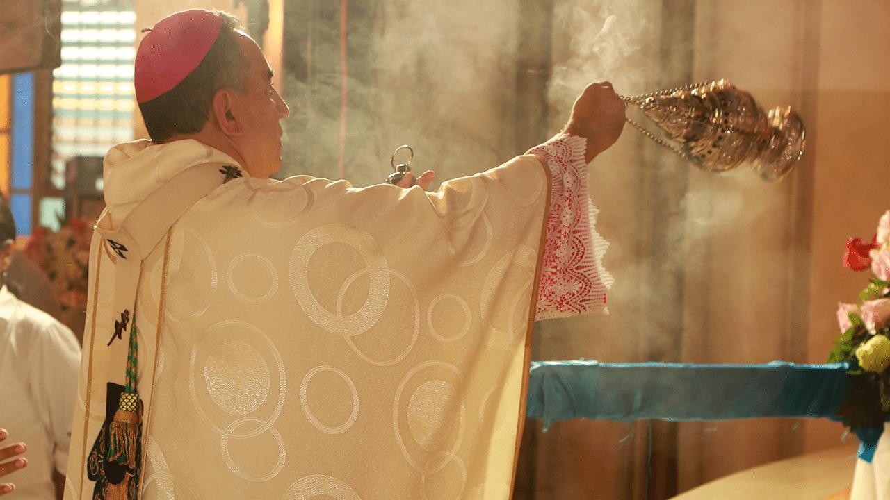 Próximos compromisos de Monseñor José Domingo Ulloa