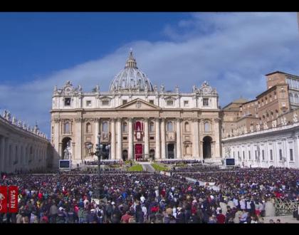 """""""Dios no sabe hacer un anuncio sin sorprendernos"""" - Papa Francisco"""