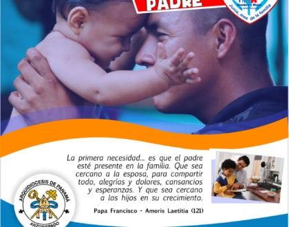 Mensaje para el día del Padre