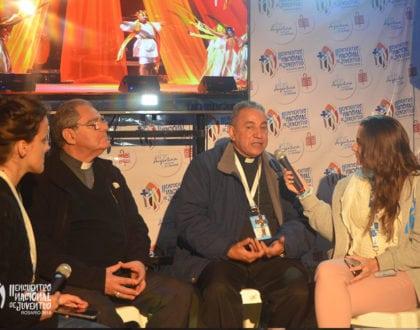 """Monseñor Ulloa: """"La transformación de la Iglesia es para los jóvenes"""""""