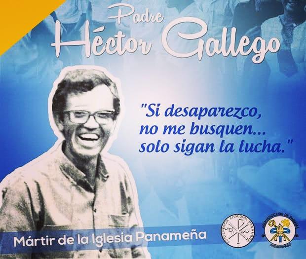 """""""Padre Héctor Gallego, mártir del Concilio Vaticano II"""""""