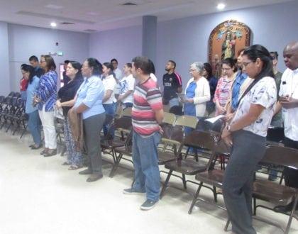¡La Iglesia y el mundo necesitan sacerdotes santos!  Jornada de Oración por la Santificación del Clero