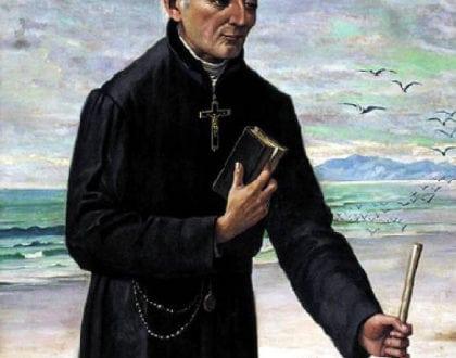 Llega a Panamá la reliquia de  san José de Anchieta, Apóstol de Brasil