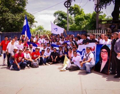 Nicaragua en el corazón de la JMJ