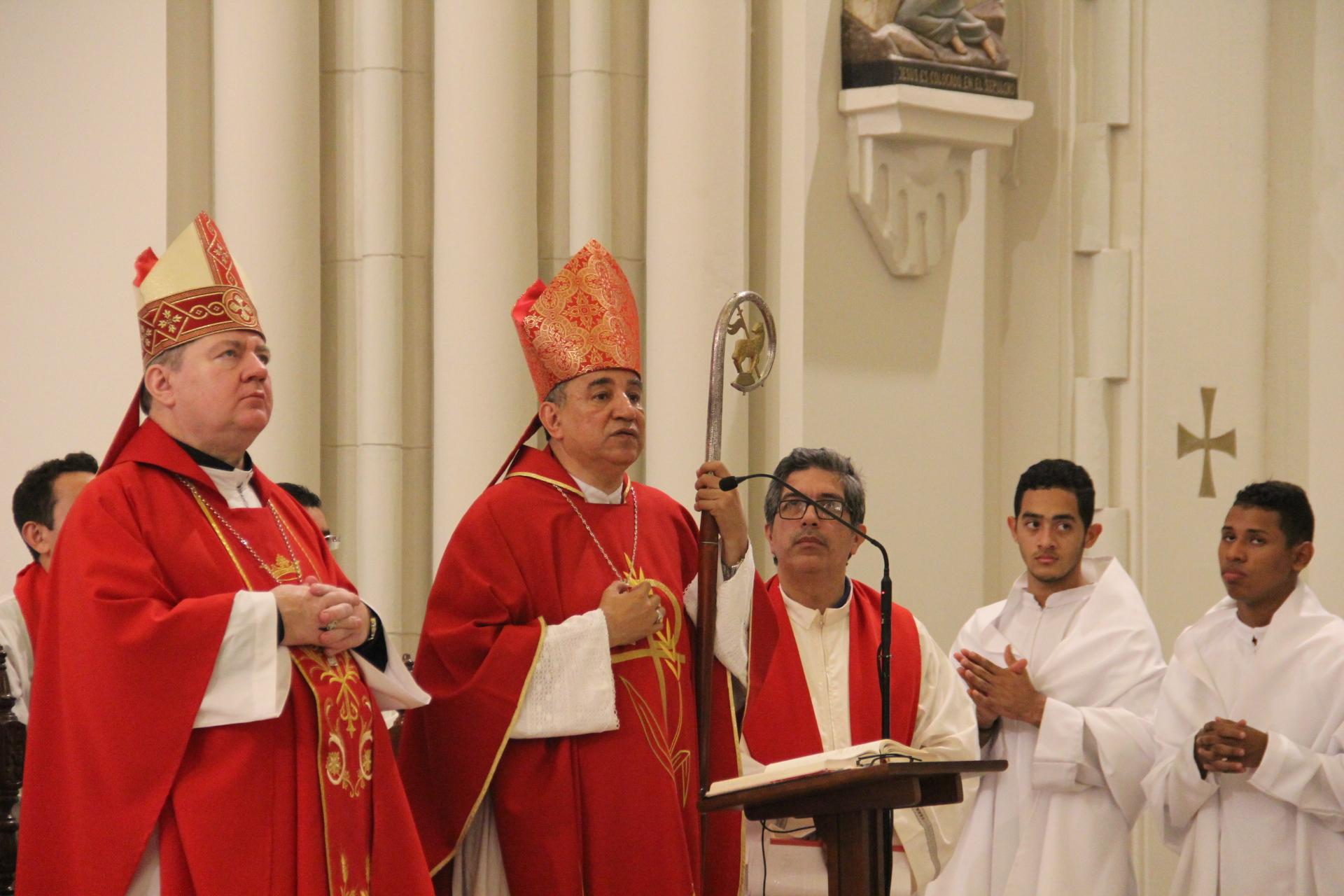 Homilía Jornada de Oración por la Paz en Nicaragua