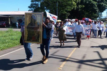 Los Símbolos llegan por primera vez a la Comarca Ngabe Buglé