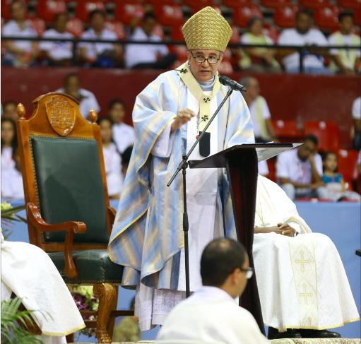 Homilía en la Solemnidad de Santa María La Antigua