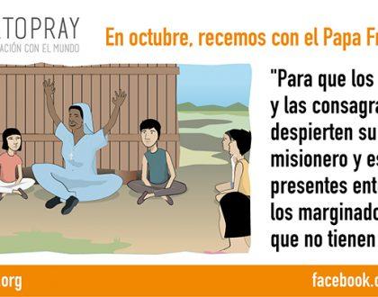Intención de la oración - Octubre