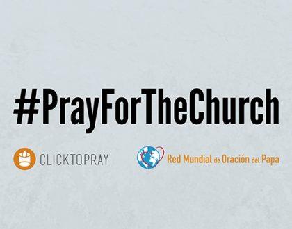 Un mes de oración por la Iglesia
