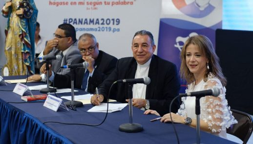 Palabras sobre la firma de convenios de radios panameñas para la JMJ