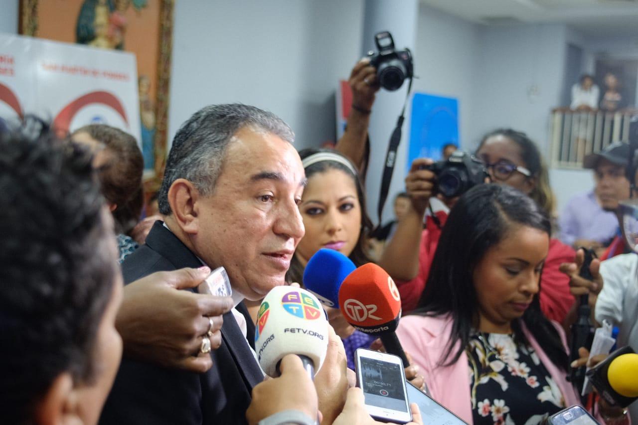 Palabras sobre el lanzamiento del módulo de Prensa para la JMJ
