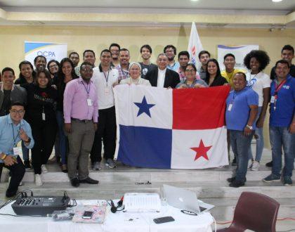 Encuentro Regional REDCAM DIGITAL como preparación para la JMJ.