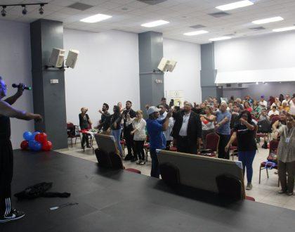 Primera Feria Intergeneracional rumbo a la JMJ