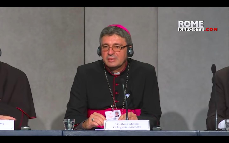 Mons. Ochogavía habla sobre la JMJ en Panamá