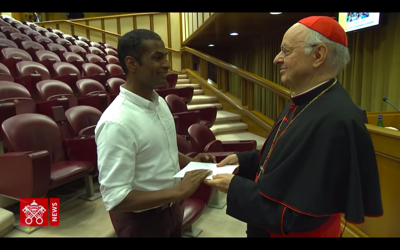 Carta de los Padres Sinodales a los jóvenes del mundo
