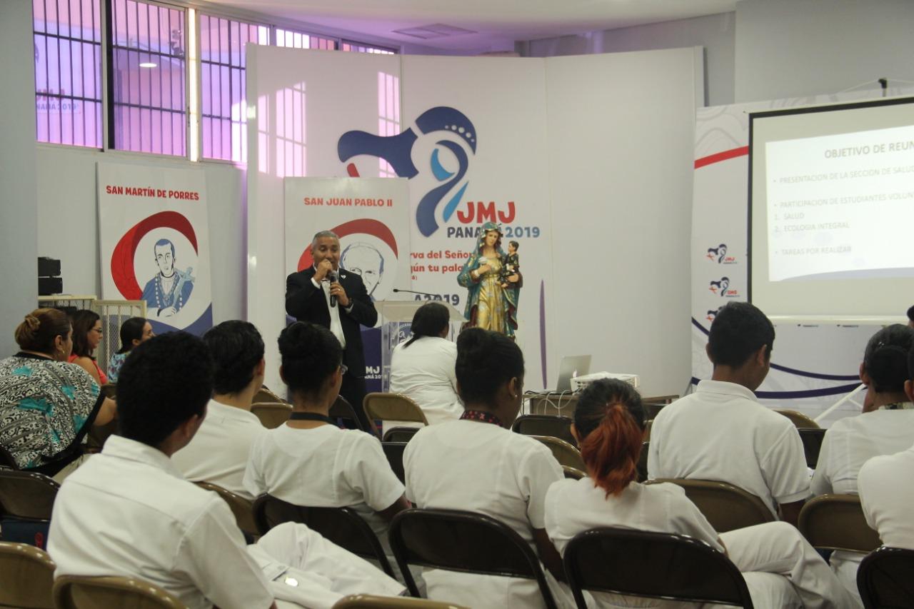 Parroquias serán primer punto de atención de salud durante la JMJ
