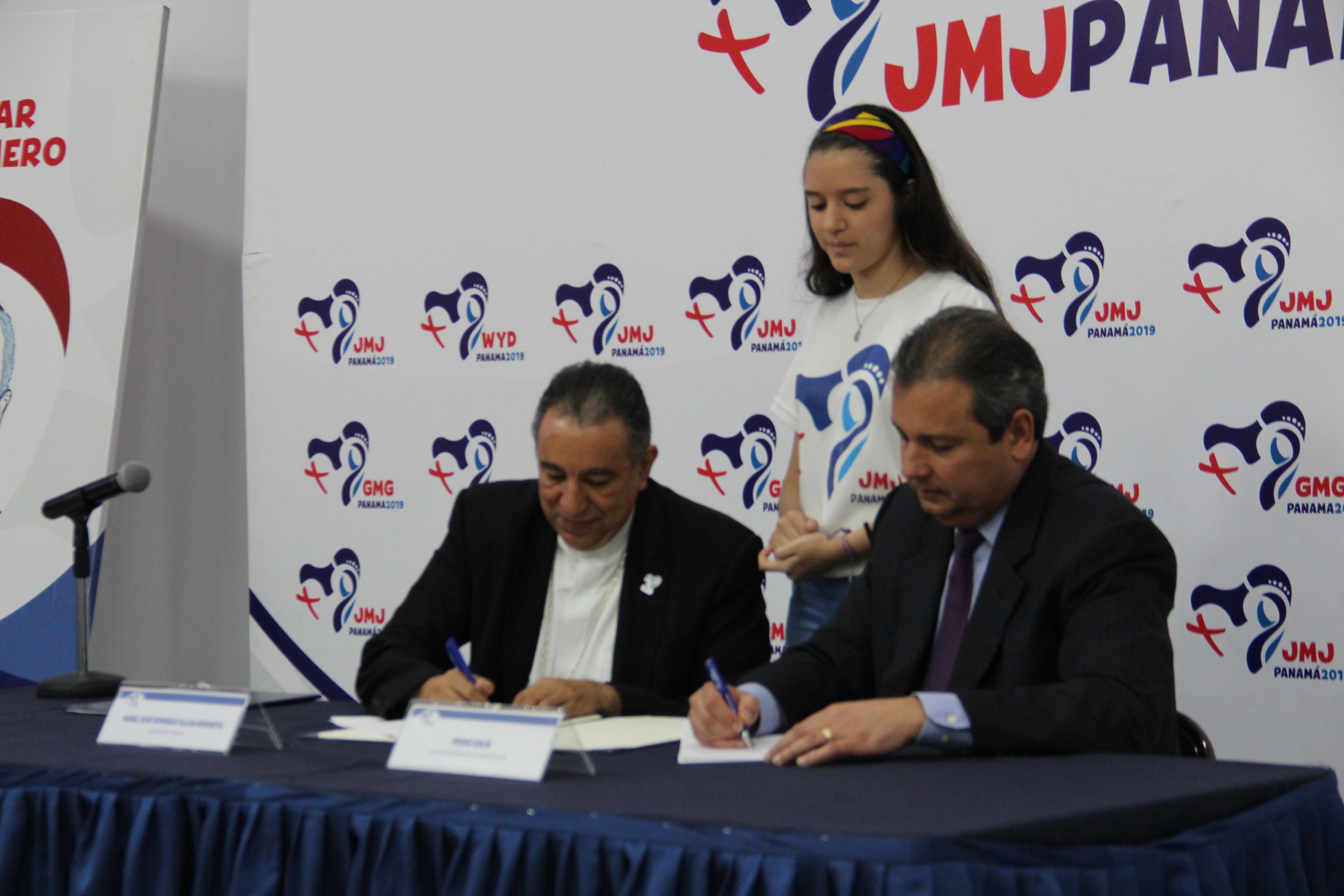 Cadena radial para la JMJ 2019 con apoyo de la APR