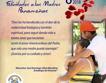 Mensaje en el día de las madres