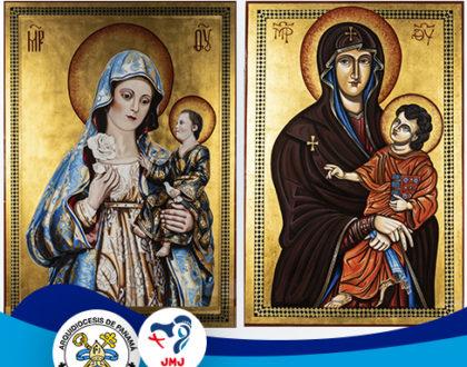 JMJ presente en Santa Misa por Fiesta de la Virgen de Guadalupe