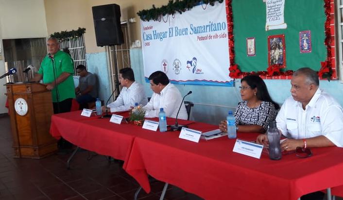 3,000 jóvenes beneficiados con programa de prevención de Casa Hogar el Buen Samaritano