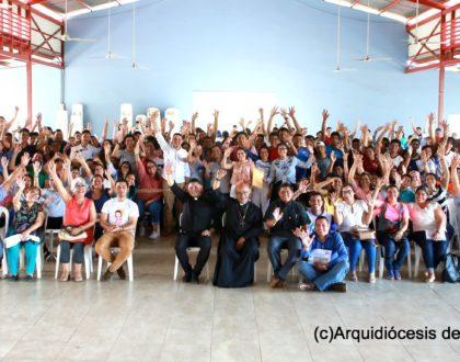 Dos mil jóvenes de la Arquidiócesis de Managua rumbo a la JMJ