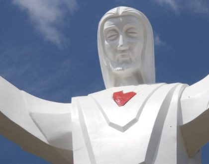Mirador de Cristo Redentor y Centro Espiritual