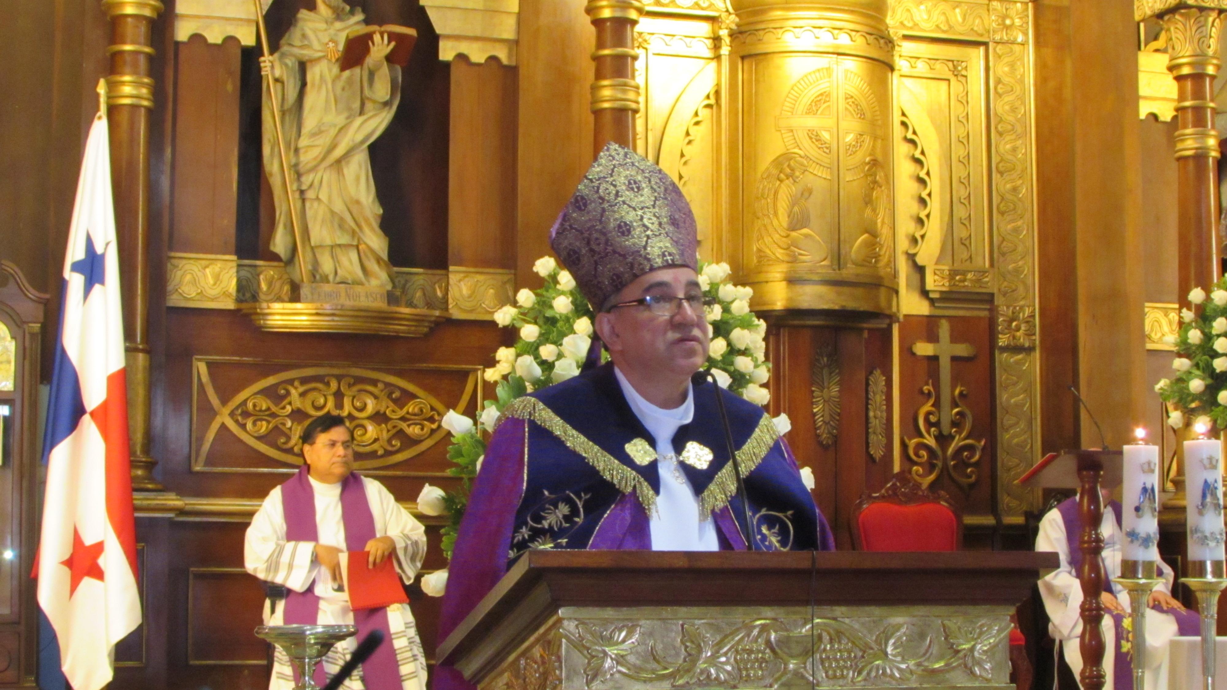 Celebración de Acto litúrgico conmemorativo por los 55 años de la gesta patriótica del 9 de enero de 1964