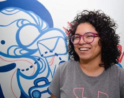 Entrevista a Mara Ethelgive, voluntaria de Nicaragua.