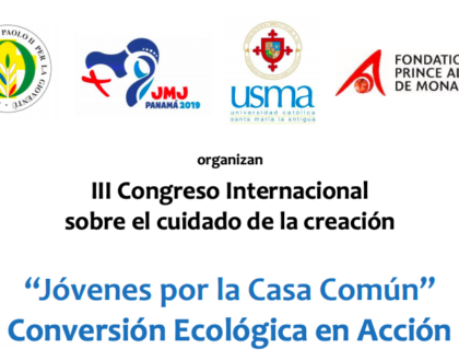 III Convención Internacional sobre la Salvaguardia de la Creación.