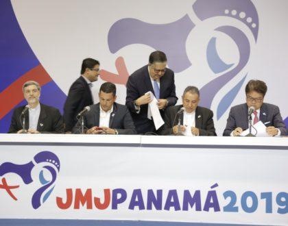 Apertura del Centro de Prensa Internacional de la JMJ