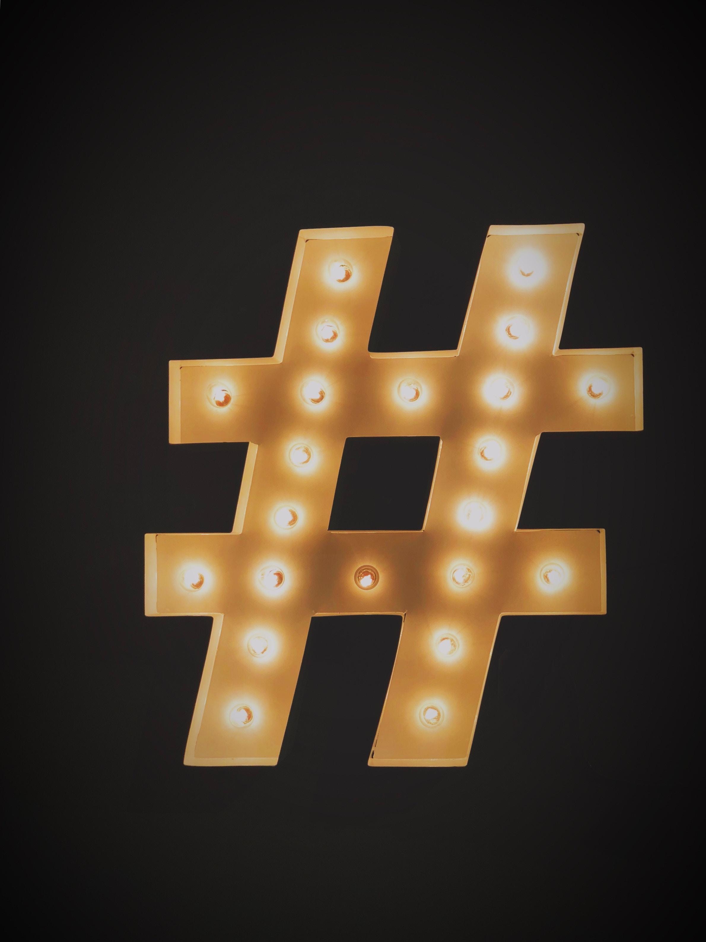 Hashtags oficiales de la JMJ 2019
