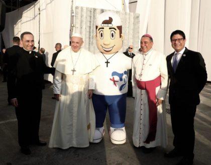 ¡Gracias Papa Francisco! ¡Gracias Panamá!